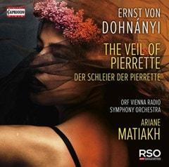 Ernst Von Dohnanyi: The Veil of Pierrette - 1