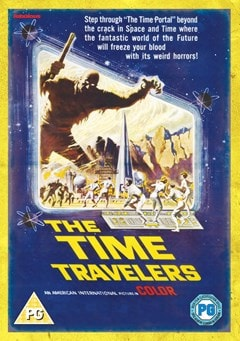 The Time Travelers - 1