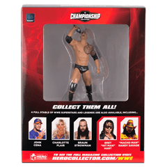The Rock: WWE Championship Figurine: Hero Collector - 3