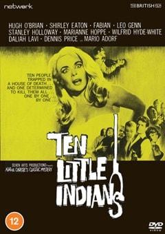Ten Little Indians - 1