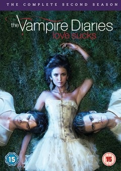 The Vampire Diaries: The Complete Second Season - 1