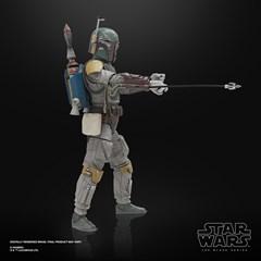 Boba Fett: Deluxe: The Black Series: Star Wars Action Figure - 5