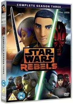 Star Wars Rebels: Complete Season 3 - 2
