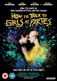 How to Talk to Girls at Parties - 1
