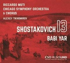 Shostakovich: 13 Babi Yar - 1