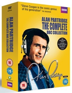 Alan Partridge: Complete Collection - 1