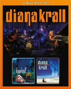 Diana Krall: Live in Paris/Live in Rio - 1