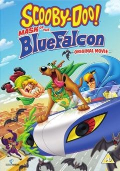 Scooby-Doo: Mask of the Blue Falcon - 1