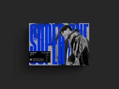 The 1st Album - Super One (Unit A Ver.) - 1