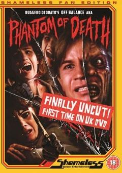 Phantom of Death - 1
