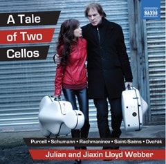 A Tale of Two Cellos - 1