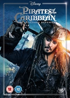 Pirates of the Caribbean: Salazar's Revenge - 1