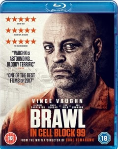 Brawl in Cell Block 99 - 1