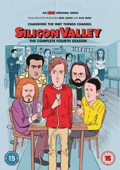 Silicon Valley: The Complete Fourth Season - 1