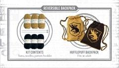Hufflepuff House Kit Bag: Harry Potter Knit Kit - 2