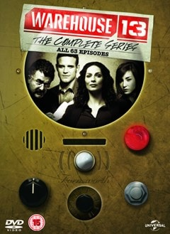 Warehouse 13: The Complete Series - 1