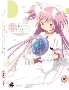 Puella Magi Madoka Magica: The Movie - Part 1 and 2 - 1