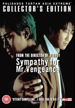 Sympathy for Mr Vengeance - 1
