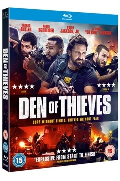 Den of Thieves - 2