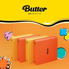 Butter (1 of 2 Colours At Random) - 2