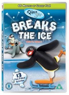 Pingu: Series 3 - Volume 1 - Pingu Breaks the Ice - 1