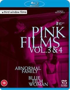 Pink Films Vol. 3 & 4 - 1