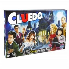 Cluedo: The Classic Mystery Game - 1