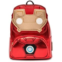 Iron Man: Light-Up Mini Loungefly Backpack - 1