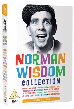 Norman Wisdom Collection - 2