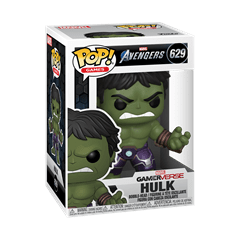 Hulk (629) Avengers Gamerverse Marvel Pop Vinyl - 2