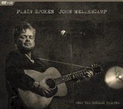 John Mellencamp: Plain Spoken - From The Chicago Theatre - 1
