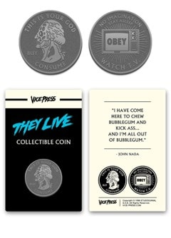 They Live: Collector's Coin - 2