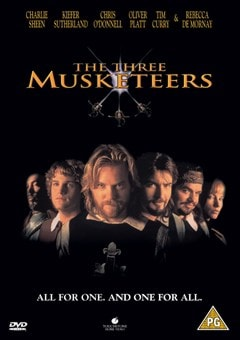 The Three Musketeers - 1