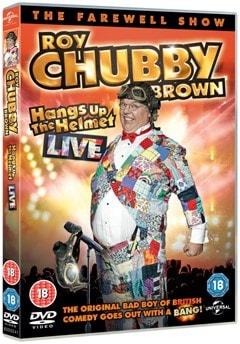 Roy Chubby Brown Hangs Up His Helmet - 2