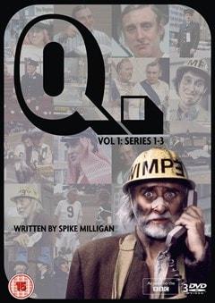 Q. - Vol 1: Series 1-3 - 1