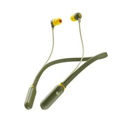 Skullcandy Inkd+ Moss/Olive Bluetooth Earphones - 1