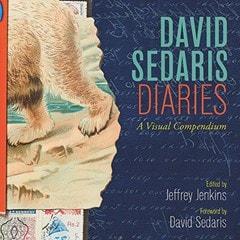 David Sedaris Diaries   A Visual Compendium - 1