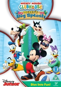 Mickey Mouse Clubhouse: Big Splash | DVD | Free shipping ...