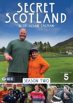 Secret Scotland With Susan Calman: Series Two - 1