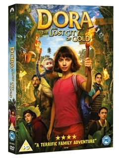 Dora and the Lost City of Gold - 2