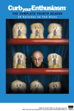Curb Your Enthusiasm: The Complete Fourth Season - 1