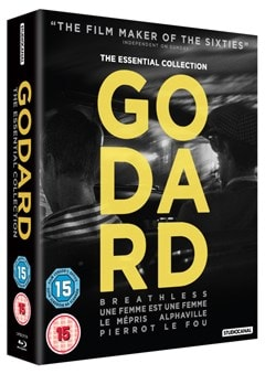 Godard: The Essential Collection - 2
