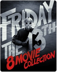 Friday the 13th: Parts 1-8 Limited Edition Steelbook - 4
