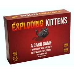 Exploding Kittens: Original Edition - 1