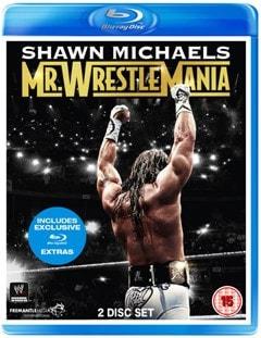 WWE: Shawn Michaels - Mr WrestleMania - 1