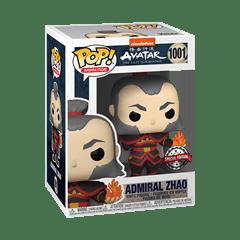 Zhao With Fireball: Glow In The Dark (1001): Avatar (hmv Exclusive) Pop Vinyl - 2
