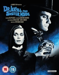 Dr. Jekyll and Sister Hyde - 1