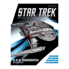 Star Trek: U.S.S. Shenzhou XL Starship Hero Collector - 3