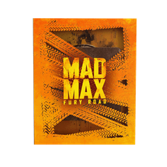 Mad Max: Fury Road Titans Of Cult Limited Edition 4K Steelbook - 3