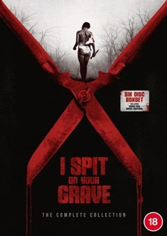 I Spit On Your Grave: The Complete Collection - 1